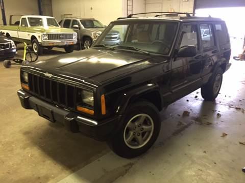 Cherokee Xj For Sale >> 1998 Jeep Cherokee For Sale Carsforsale Com