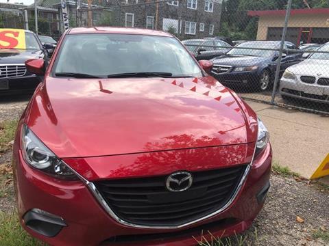 2016 Mazda MAZDA3 for sale in Philadelphia, PA