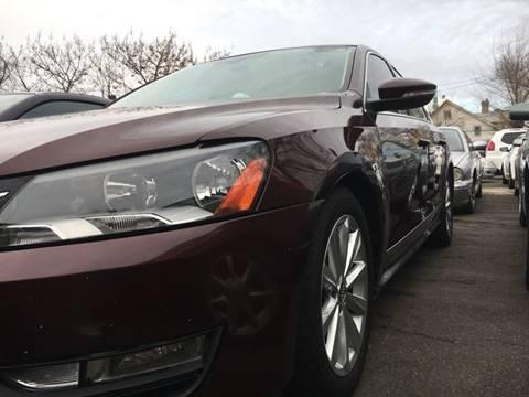2012 Volkswagen Passat for sale in Philadelphia, PA