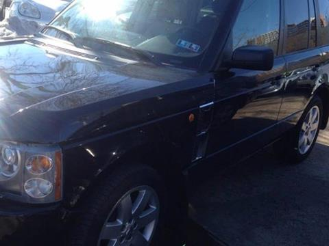 2005 Land Rover Range Rover for sale in Philadelphia, PA