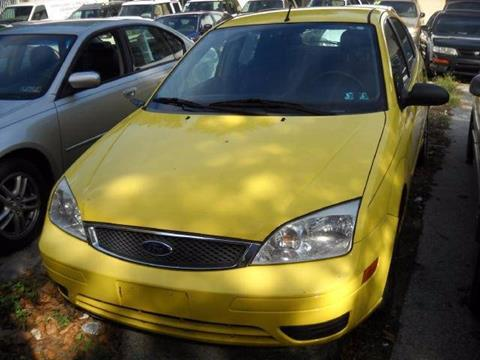 2005 Ford Focus for sale in Philadelphia, PA