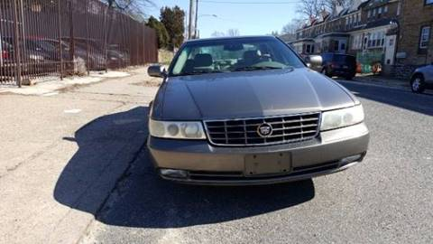 2002 Cadillac Seville for sale in Philadelphia, PA