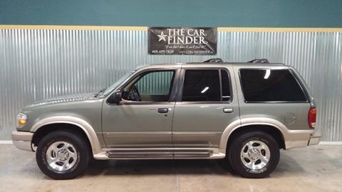 1999 Ford Explorer for sale in Pleasanton, CA