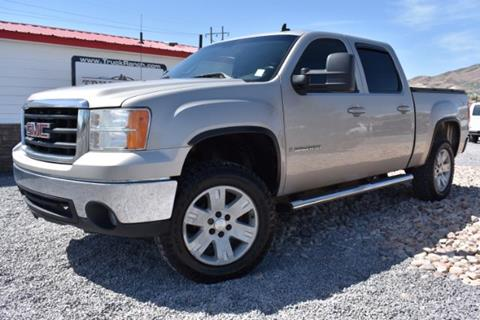 2007 GMC Sierra 1500 for sale in Lehi, UT