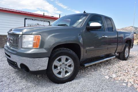 2011 GMC Sierra 1500 for sale in Lehi, UT