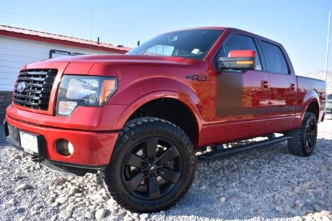 2012 Ford F-150 for sale in Lehi, UT