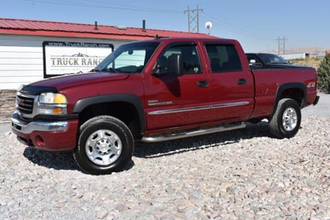 2006 GMC Sierra 2500HD for sale in Lehi, UT