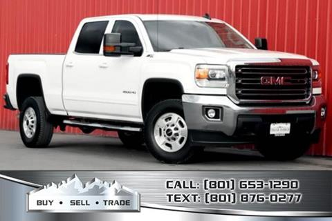 2015 GMC Sierra 2500HD for sale in Lehi, UT
