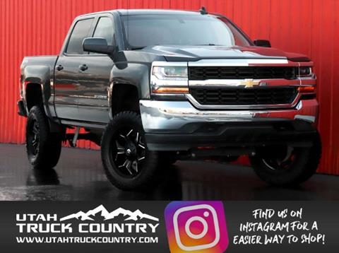 Carfax Used Trucks >> Used Chevrolet Trucks For Sale In Lehi Ut Carsforsale Com
