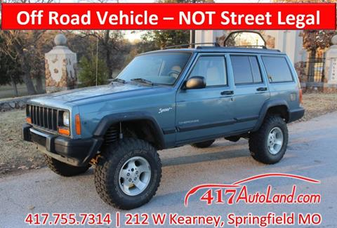 1998 Jeep Cherokee for sale in Springfield, MO