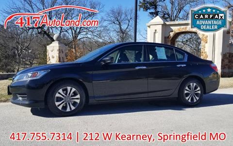 2015 Honda Accord for sale in Springfield, MO