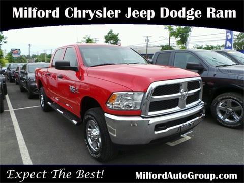 2014 RAM Ram Pickup 2500 for sale in Milford, CT