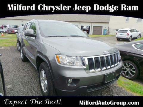 2012 Jeep Grand Cherokee for sale in Milford, CT