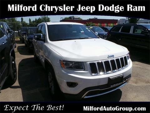 2014 Jeep Grand Cherokee for sale in Milford CT