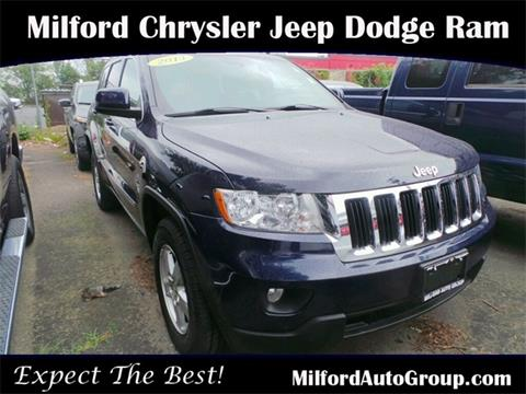 2013 Jeep Grand Cherokee for sale in Milford, CT
