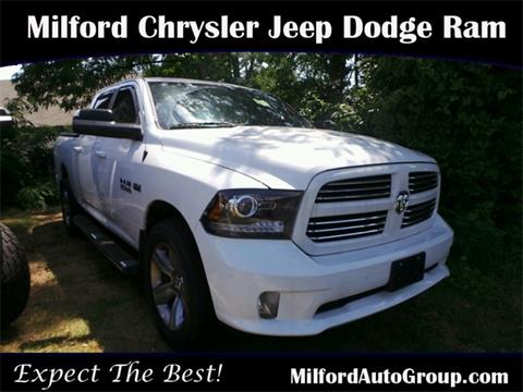2014 RAM Ram Pickup 1500 for sale in Milford, CT
