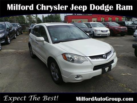 2009 Acura RDX for sale in Milford, CT
