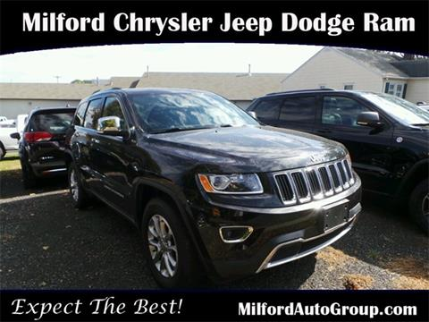 2014 Jeep Grand Cherokee for sale in Milford, CT