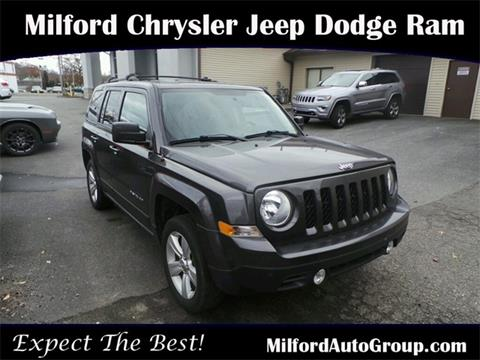 2014 Jeep Patriot for sale in Milford CT