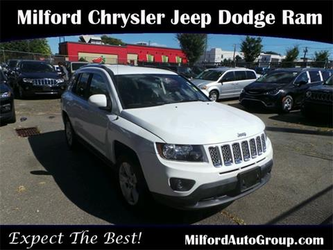 2014 Jeep Compass for sale in Milford, CT