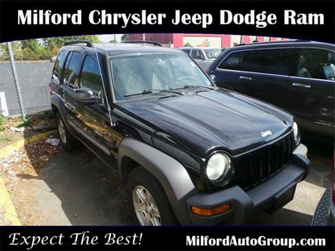 2003 Jeep Liberty for sale in Milford CT