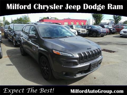 2014 Jeep Cherokee for sale in Milford, CT