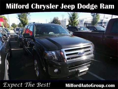 2012 Ford Expedition for sale in Milford, CT