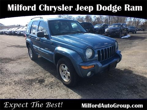 2003 Jeep Liberty for sale in Milford, CT