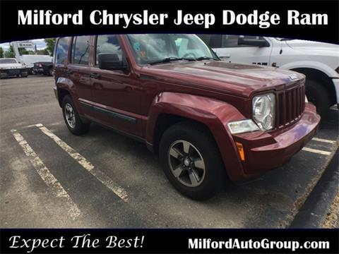 2008 Jeep Liberty for sale in Milford, CT