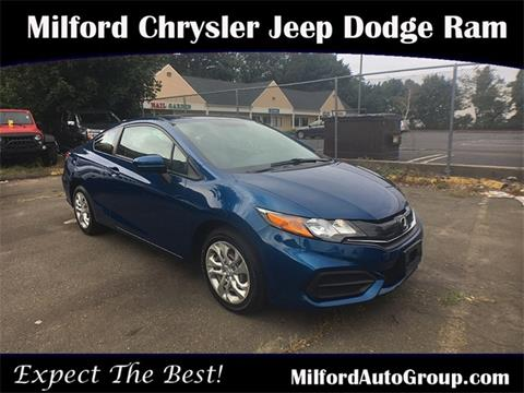 2014 Honda Civic for sale in Milford, CT