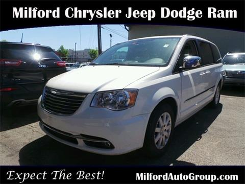 2011 Chrysler Town and Country for sale in Milford, CT