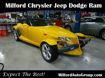 1999 Plymouth Prowler for sale in Milford, CT