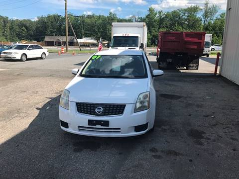 2007 Nissan Sentra for sale in Joppa, MD