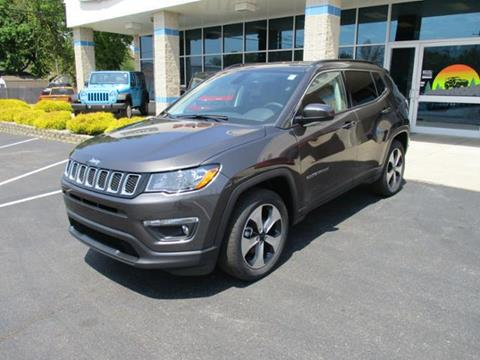 2017 Jeep Compass for sale in Rochester, IN