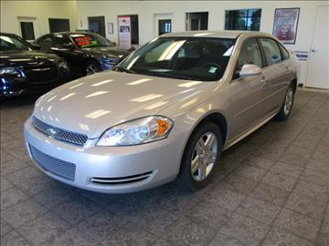 2012 Chevrolet Impala for sale in Rochester, IN
