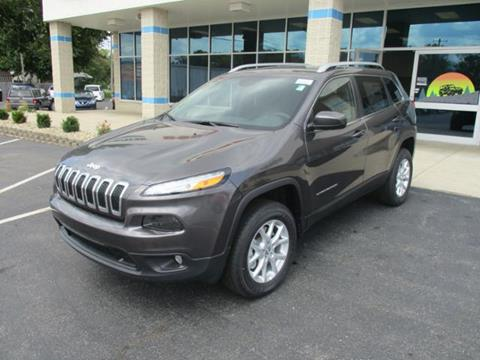 2018 Jeep Cherokee for sale in Rochester IN