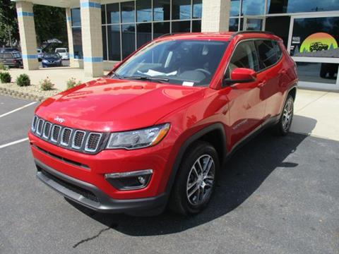 2018 Jeep Compass for sale in Rochester, IN
