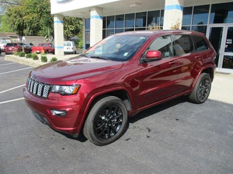 2018 Jeep Grand Cherokee for sale in Rochester, IN