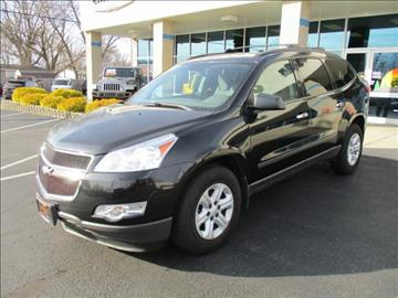 2011 Chevrolet Traverse for sale in Rochester, IN