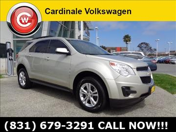 2013 Chevrolet Equinox for sale in Salinas, CA