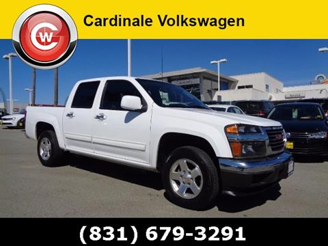 2012 GMC Canyon for sale in Salinas, CA