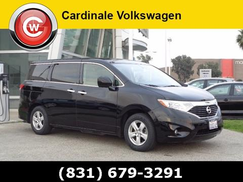 2013 Nissan Quest for sale in Salinas, CA