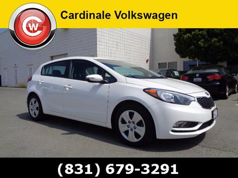 2016 Kia Forte5 for sale in Salinas, CA