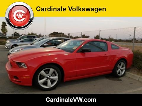 2014 Ford Mustang for sale in Salinas, CA