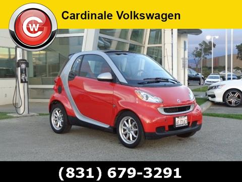 2008 Smart fortwo for sale in Salinas, CA