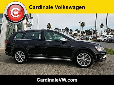 2017 Volkswagen Golf Alltrack for sale in Salinas, CA