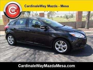 2014 Ford Focus for sale in Mesa, AZ