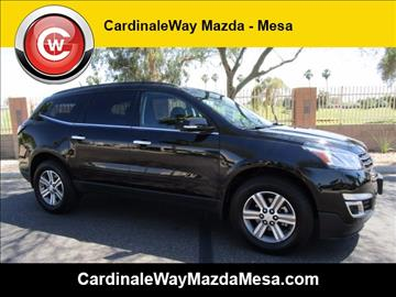 2016 Chevrolet Traverse for sale in Mesa, AZ
