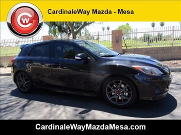 2013 Mazda MAZDASPEED3 for sale in Mesa, AZ