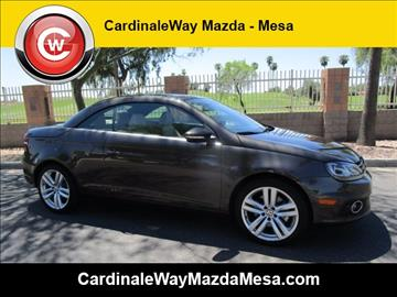 2014 Volkswagen Eos for sale in Mesa, AZ